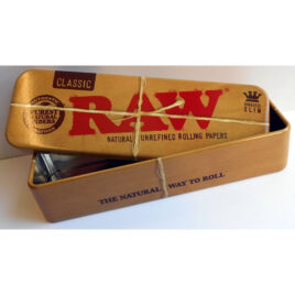 Raw Caddy for papers or cones