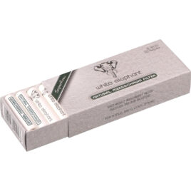 Stem Filter: Meerschaum 9mm<br>box of 20