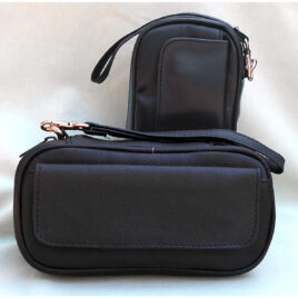Soft Synthetic 3-Pipe Bag