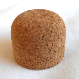 Cork Knocker for ashtray<br>Protects your pipe