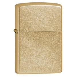 Zippo lighter, Genuine Gold Dust on Street Chrome
