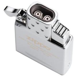 Zippo butane gas Insert, 2 torch (jet); Regular size only