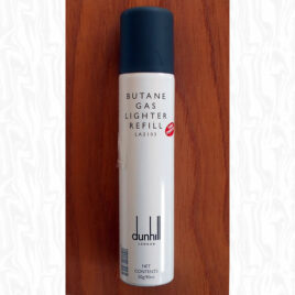 Dunhill Butane Gas; Extra refined; Turbo compatible; 50g