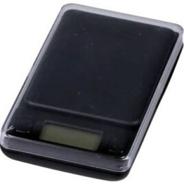 Pocket scale / up to 100g / scaling 0.01 g; L55 x D95 x H18 mm
